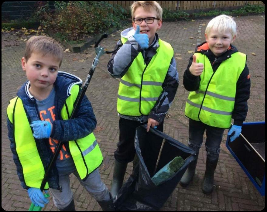 Tweeduizend vrijwilligers maken de Friese wateren schoon